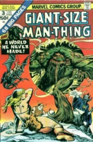 Giant Size Man-Thing 1974 #3