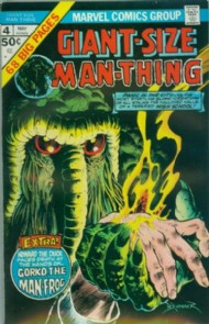 Giant Size Man-Thing 1974 #4