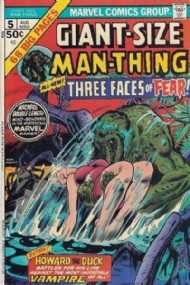 Giant Size Man-Thing 1974 #5