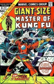 Giant Size Master of Kung Fu 1974 #3