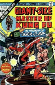 Giant Size Master of Kung Fu 1974 #4