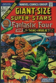 Giant Size Super-Stars 1974 #1