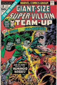 Giant Size Super-Villain Team-Up 1974 #2