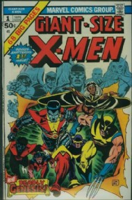 Giant Size X-Men 1975 #1