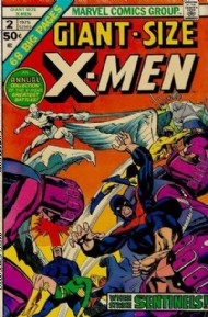 Giant Size X-Men 1975 #2