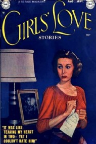 Girls' Love Stories 1949 - 1973 #1