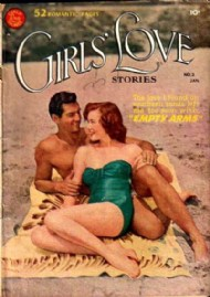 Girls' Love Stories 1949 - 1973 #3