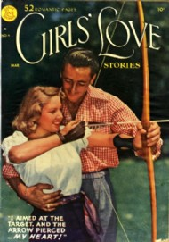 Girls' Love Stories 1949 - 1973 #4