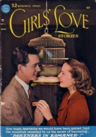 Girls' Love Stories 1949 - 1973 #5