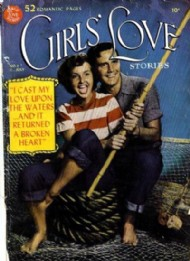 Girls' Love Stories 1949 - 1973 #6