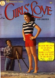 Girls' Love Stories 1949 - 1973 #7