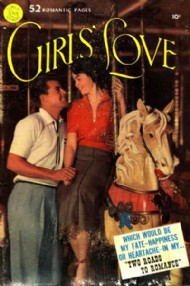 Girls' Love Stories 1949 - 1973 #9