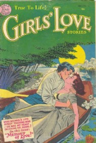 Girls' Love Stories 1949 - 1973 #31