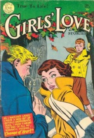 Girls' Love Stories 1949 - 1973 #33