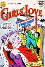 Girls' Love Stories 1949 - 1973 #34