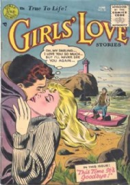 Girls' Love Stories 1949 - 1973 #35