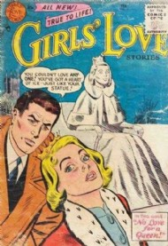 Girls' Love Stories 1949 - 1973 #39