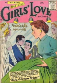 Girls' Love Stories 1949 - 1973 #42