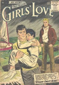 Girls' Love Stories 1949 - 1973 #43