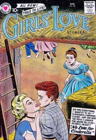Girls' Love Stories 1949 - 1973 #48