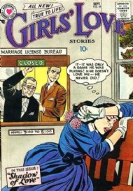 Girls' Love Stories 1949 - 1973 #49