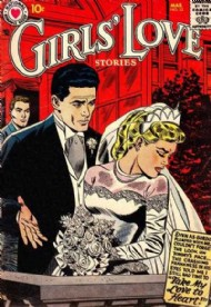 Girls' Love Stories 1949 - 1973 #53