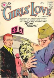 Girls' Love Stories 1949 - 1973 #54