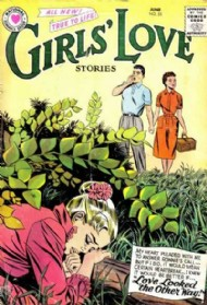 Girls' Love Stories 1949 - 1973 #55