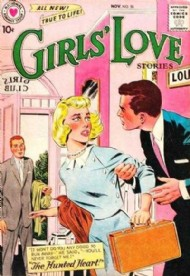 Girls' Love Stories 1949 - 1973 #58