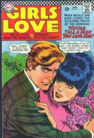 Girls' Love Stories 1949 - 1973 #121