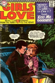 Girls' Love Stories 1949 - 1973 #122