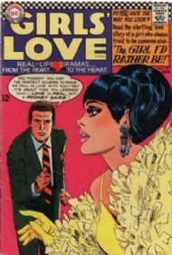 Girls' Love Stories 1949 - 1973 #123
