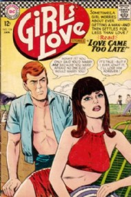 Girls' Love Stories 1949 - 1973 #124