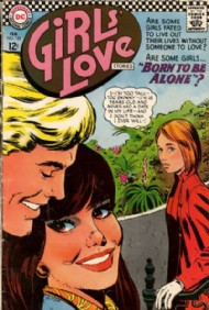 Girls' Love Stories 1949 - 1973 #125