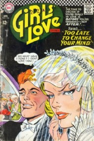 Girls' Love Stories 1949 - 1973 #126