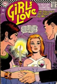 Girls' Love Stories 1949 - 1973 #127