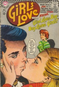 Girls' Love Stories 1949 - 1973 #128