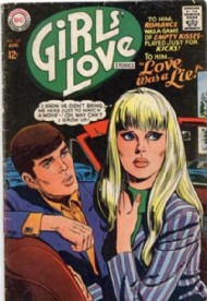 Girls' Love Stories 1949 - 1973 #129