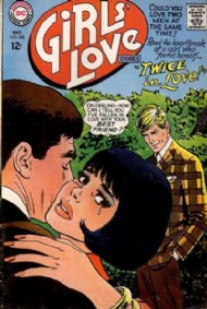 Girls' Love Stories 1949 - 1973 #130