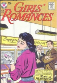 Girls' Romances 1959 - 1971 #66