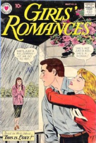 Girls' Romances 1959 - 1971 #68