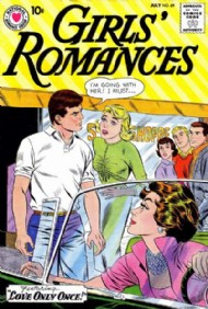 Girls' Romances 1959 - 1971 #69