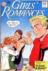 Girls' Romances 1959 - 1971 #71