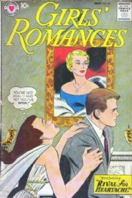 Girls' Romances 1959 - 1971 #72
