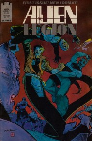 Alien Legion (2nd Series) 1987 - 1990 #1