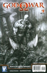 God of War 2010 #1