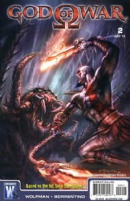 God of War 2010 #2
