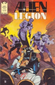 Alien Legion (2nd Series) 1987 - 1990 #2
