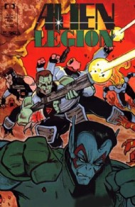 Alien Legion (2nd Series) 1987 - 1990 #3