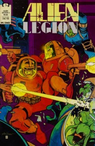Alien Legion (2nd Series) 1987 - 1990 #4